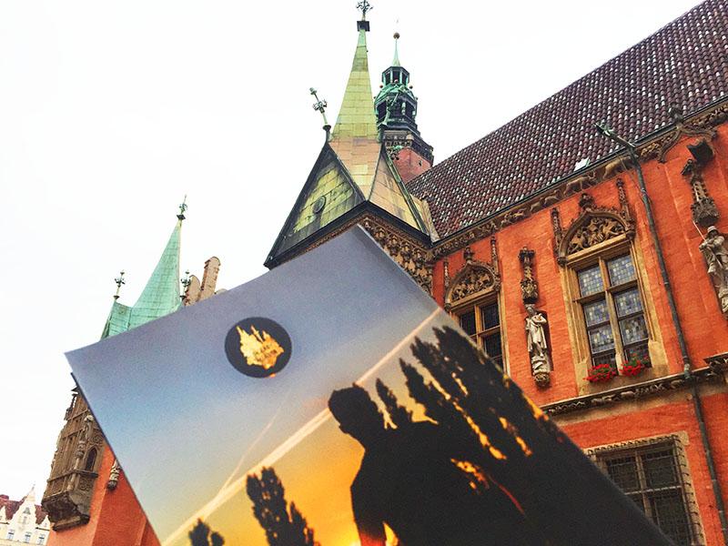 Skarby Miasta Wroclaw książka