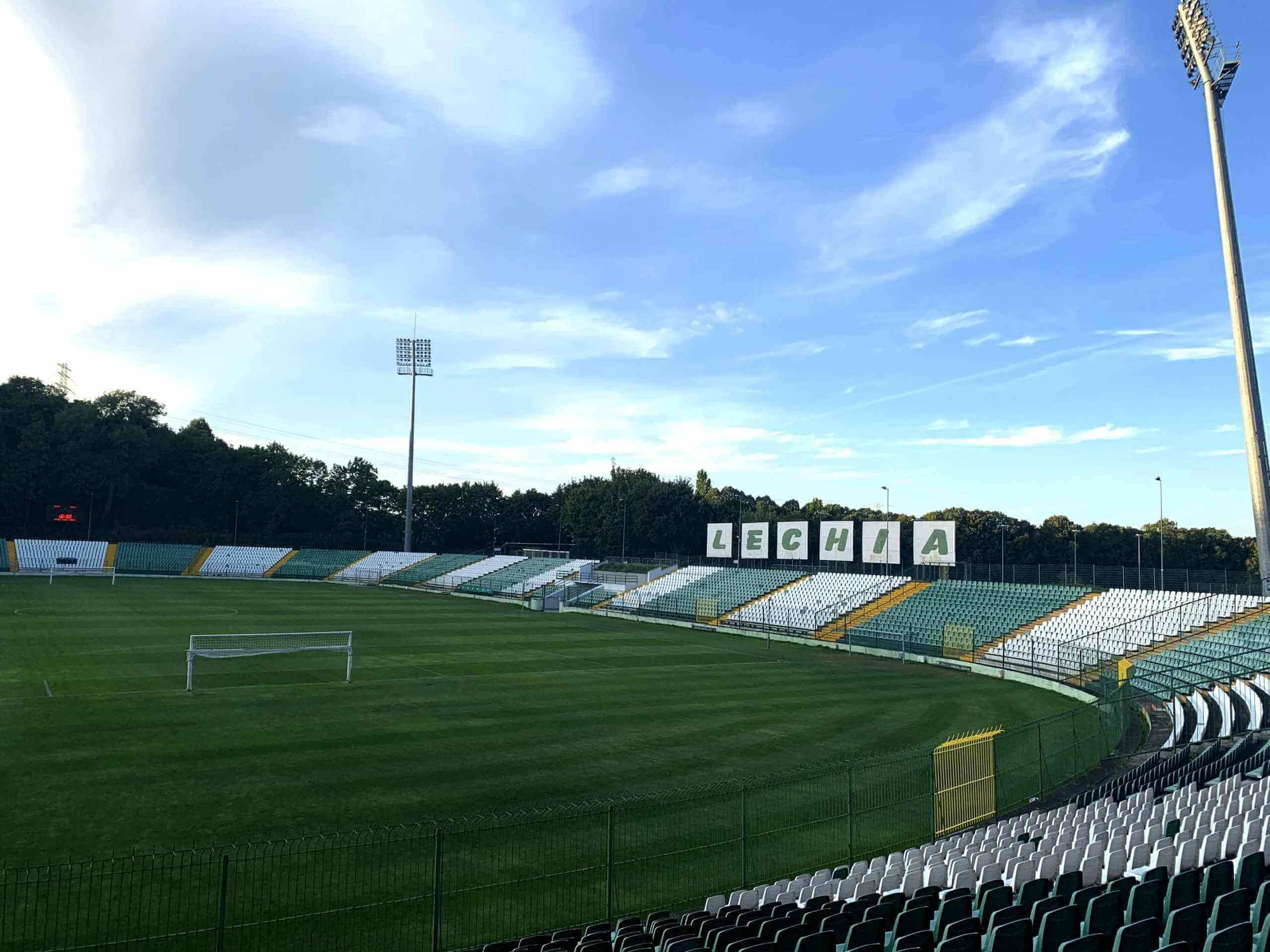 kluby piłkarskie Trójmiasto Gdańsk Lechia stadion Skarby Miasta reportaże
