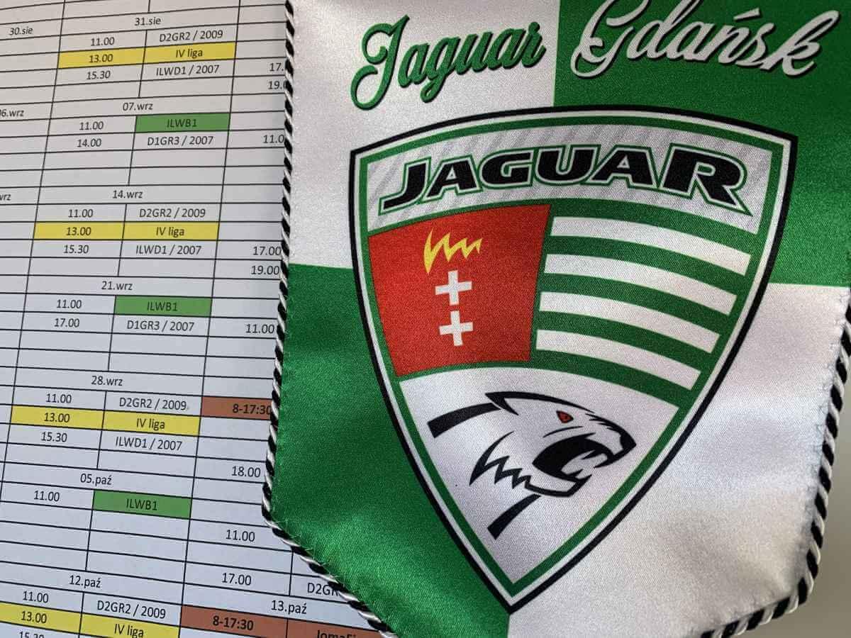 Jaguar Gdańsk zagra w Pucharze Polski z Puszczą Niepołomice