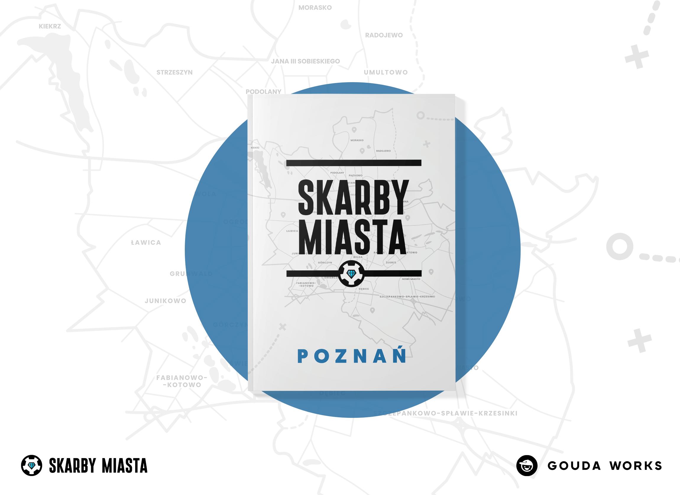 Tak wygląda okładka poznańskich Skarbów Miasta